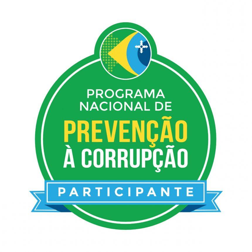 A Câmara Municipal de Iretama adere ao Programa Nacional de Prevenção à Corrupção