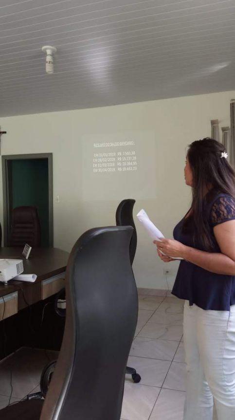 Audiência Pública - LRF - 1º Quadrimestre 2019