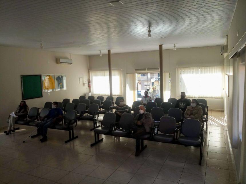 Audiência Pública - LRF - 1º Quadrimestre 2020