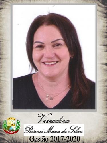 Rosinei Maria Da Silva -PPS Suplente