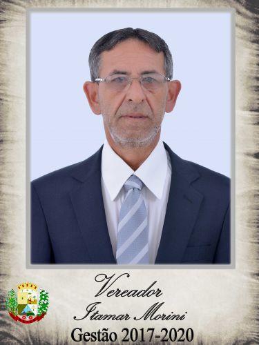 Itamar Morini - VICE-PRESIDENTE - PPS