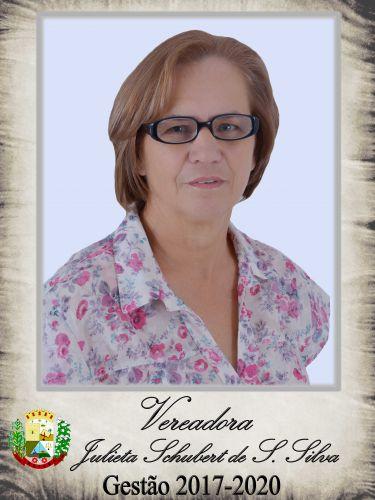 Julieta Schubert de Souza Silva - PPS - SEGUNDA SECRETÁRIA