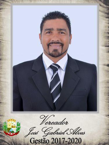 José Gabriel Alves - PSC - PRIMEIRO SECRETÁRIO