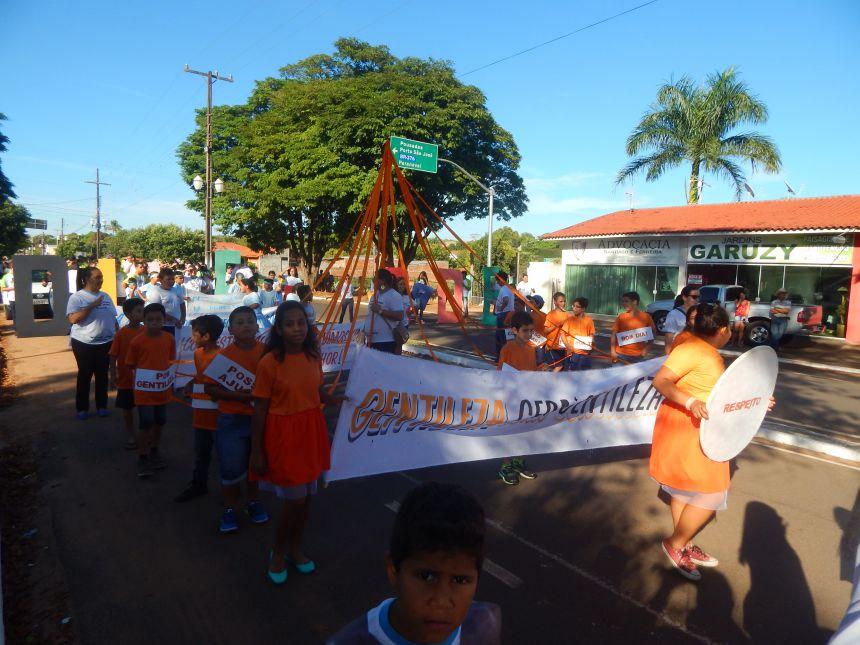 Comemoração do 52º aniversário de emancipação política de Porto Rico