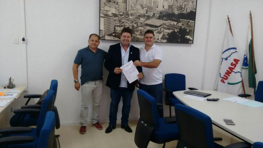 Liberação de Recursos Financeiros para Reforma do Hospital Municipal