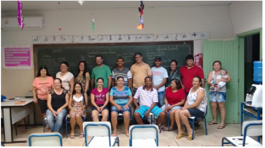 APMF DA ESCOLA MUNICIPAL PORTO RICO 2015/2017