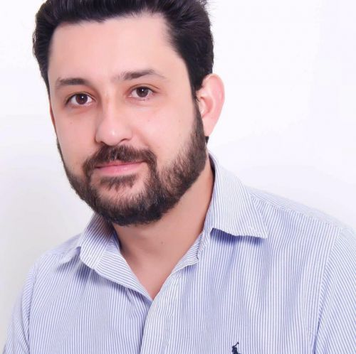 Lucas Gabriel da Silva Braga - 1º Secretário