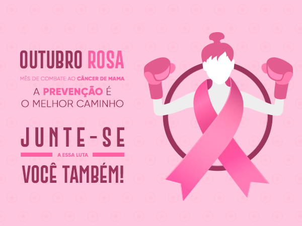 Unidades de saúde iniciam atividades da programação do Outubro Rosa
