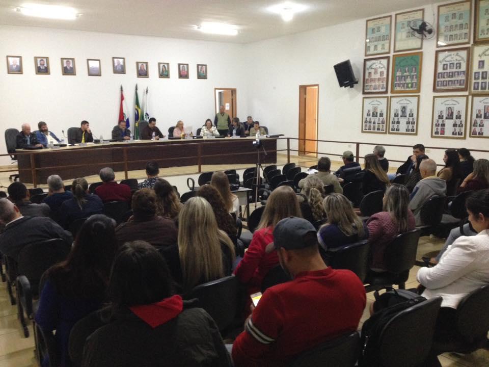Câmara de Campina da Lagoa define data para eleição da nova Mesa Diretora
