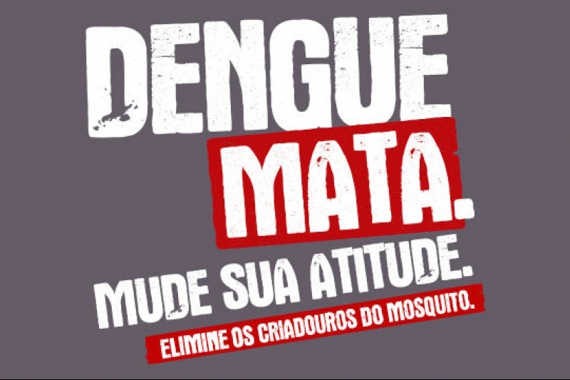Casos de dengue aumentam no município