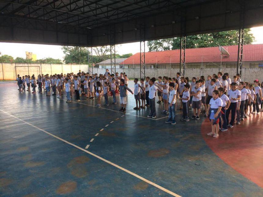 Município de Flórida participa do Dia do Desafio