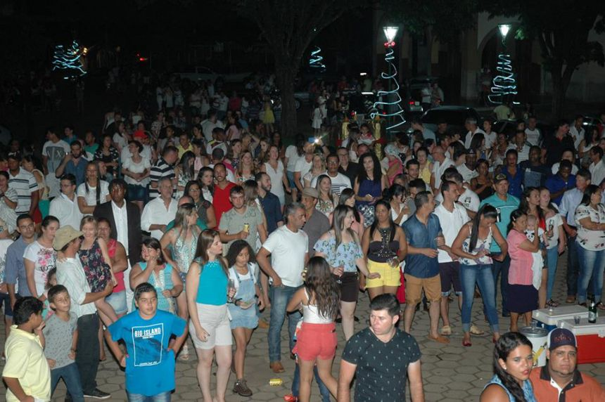 Prefeitura realiza festa de Réveillon