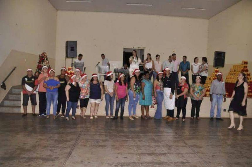 Assistência Social promove jantar de confraternização para o Grupo de Terceira Idade
