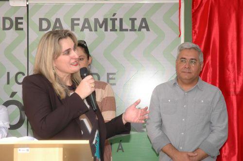 Município de Flórida inaugura a Unidade Saúde da Família (USF)