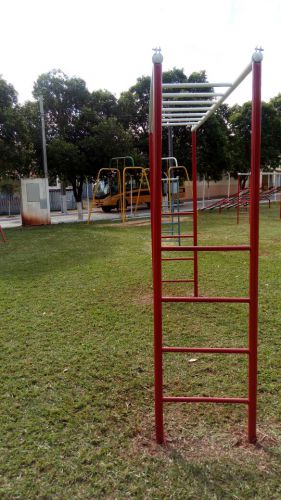 Reforma do Parque Infantil da Praça Silvério Ângelo Dall′Ago