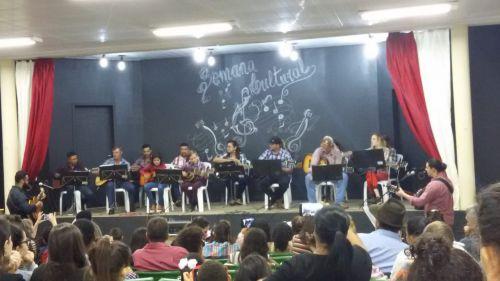 Prefeitura promove a Semana Cultural