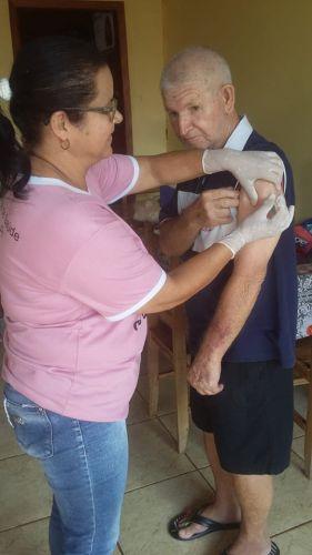 Flórida em ação contra a Gripe
