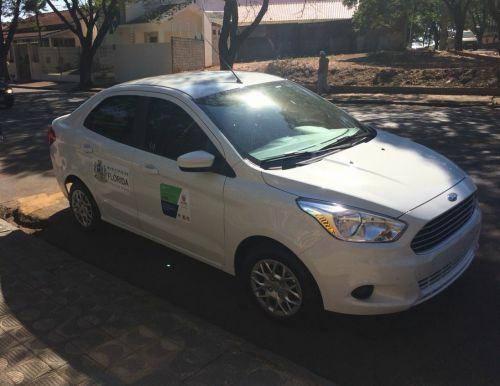 Prefeitura adquire mais um veículo 0 KM