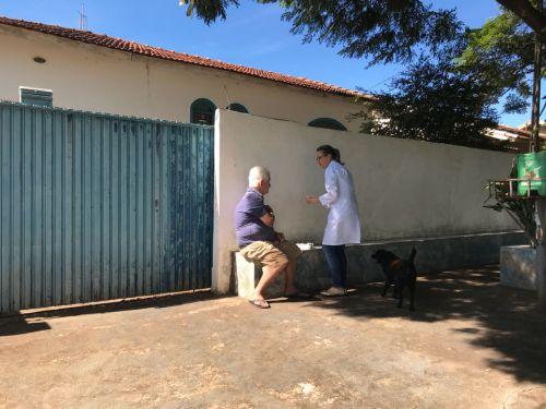 """Secretaria de Saúde realiza dia """"D"""" de vacinação contra a gripe"""