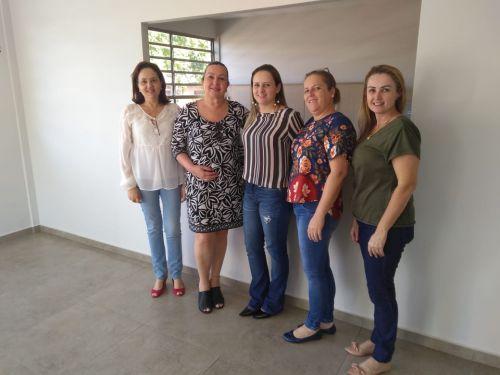Flórida recebe visita da Chefe do Escritório Regional de Maringá