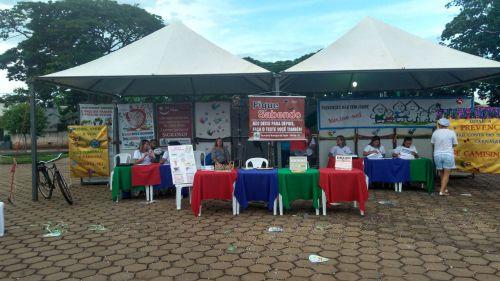 Secretaria de Saúde realiza Campanha de prevenção