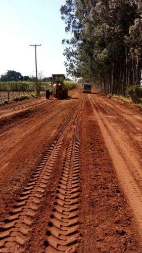 Manutenção e conservação de estradas rurais