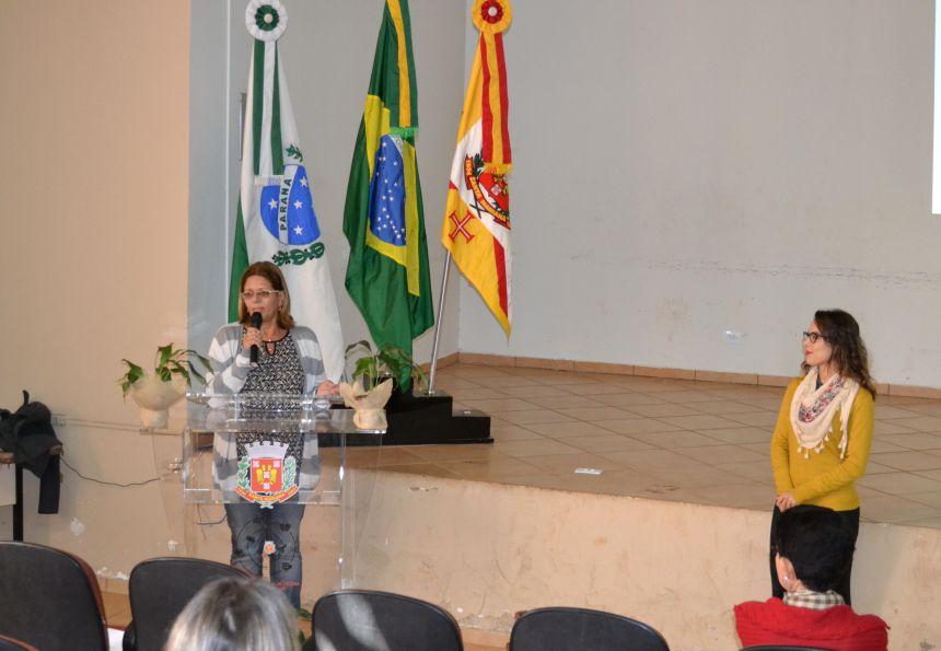 FORMAÇÃO DE AGENTES MULTIPLICADORES - COLETA SELETIVA
