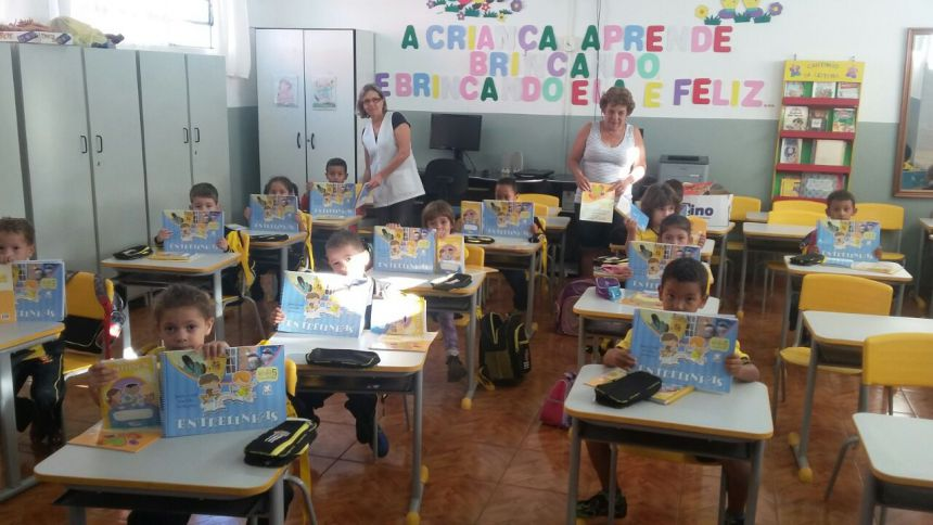 NOVO MÉTODO DE ENSINO CHEGA AO 3.º ANO DO FUNDAMENTAL