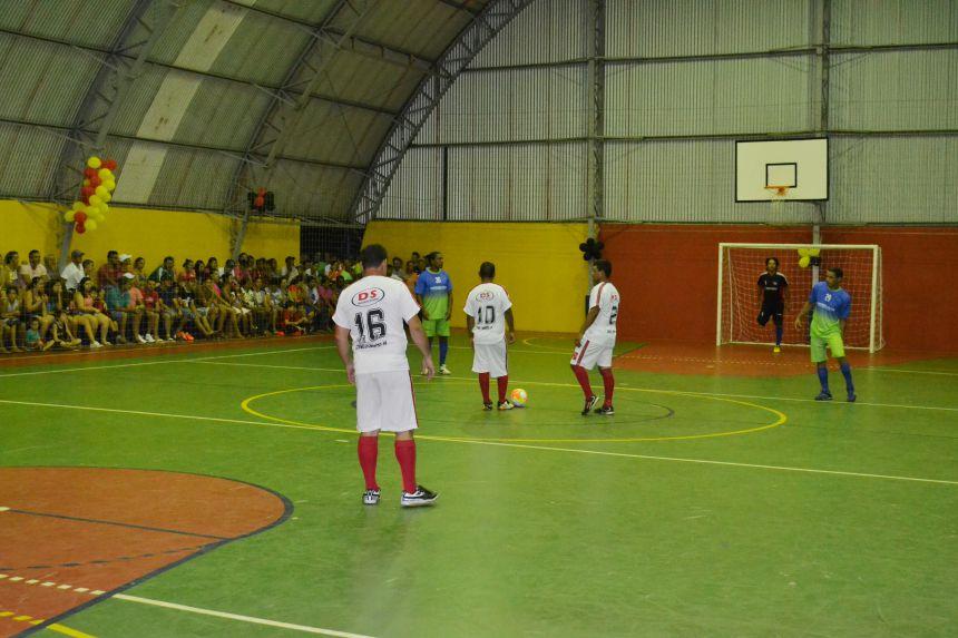 GRANDE FINAL DO CAMPEONATO DE FUTSAL VERÃO