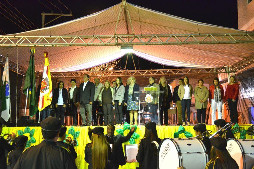 COMEMORAÇÃO AOS 194 ANOS DE INDEPENDÊNCIA DO BRASIL