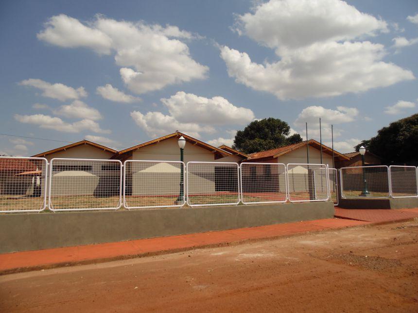 """Reforma do Centro Municipal de Educação Infantil """"Esther Beghi Pinafo"""" - Distrito de Panema"""