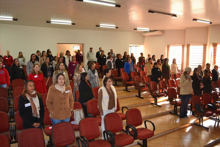 SECRETARIA DE EDUCAÇÃO PROMOVE ENCONTRO PREPARATÓRIO PARA A CONAE 2018