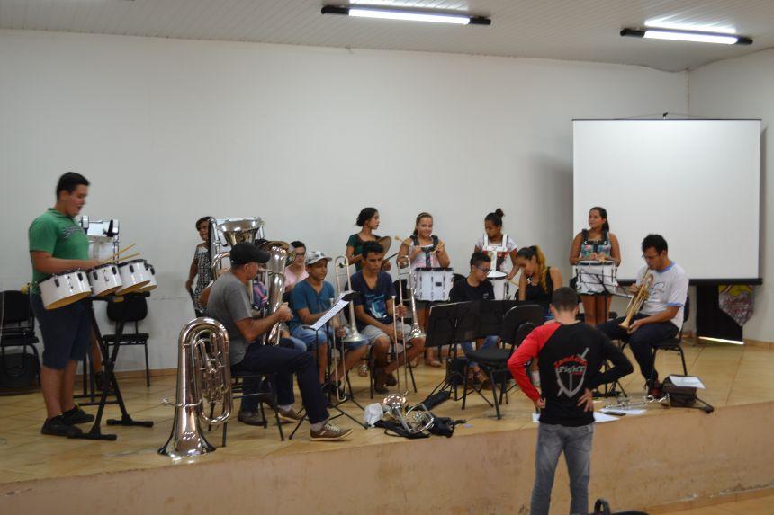 Banda Municipal de Santa Mariana