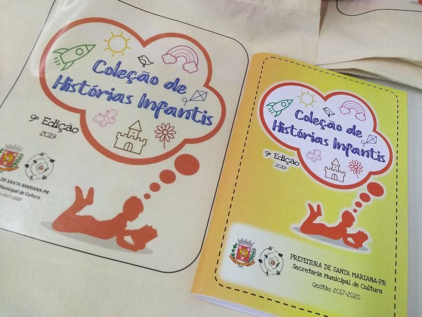 Coleção de Histórias Infantis