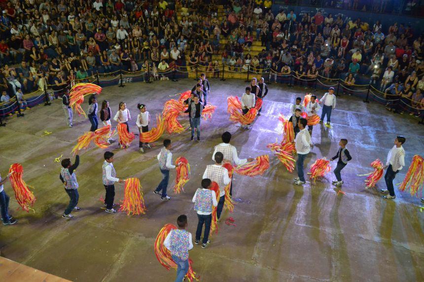 Festival de Danças Folclóricas
