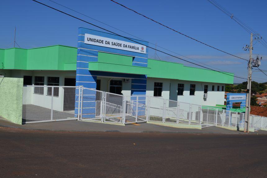 Construção da Unidade da Saúde da Família e Clínica de Fisioterapia - Vila Trevo (CONCLUÍDA)