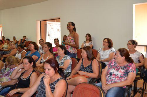 REDE MUNICIPAL DE EDUCAÇÃO PARTICIPA DA PRIMEIRA CAPACITAÇÃO