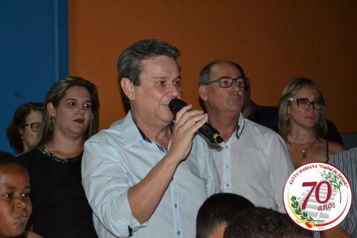 COMUNIDADE DO DISTRITO PANEMA GANHA QUADRA POLIESPORTIVA