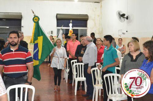 SANTA MARIANA 70 ANOS - CULTO DE AÇÃO DE GRAÇAS