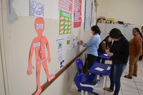 REDE MUNICIPAL DE EDUCAÇÃO PARTICIPA DE FORMAÇÃO COM EQUIPE DO SEFE