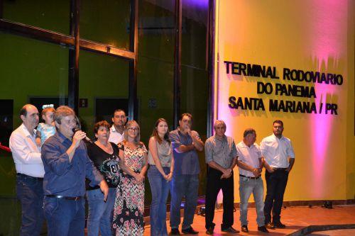 DISTRITO PANEMA GANHA TERMINAL RODOVIÁRIO
