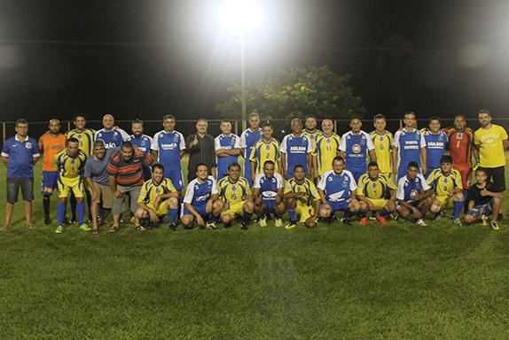 Colaboradores Reunidos para o Futebol da União