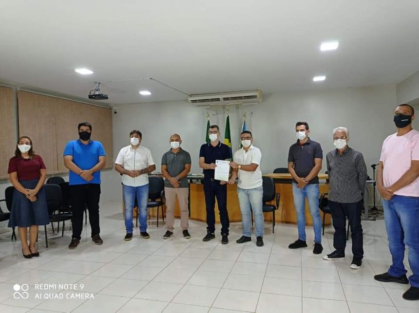 Prefeitura atende pedido dos vereadores e prorroga para junho pagamento do IPTU