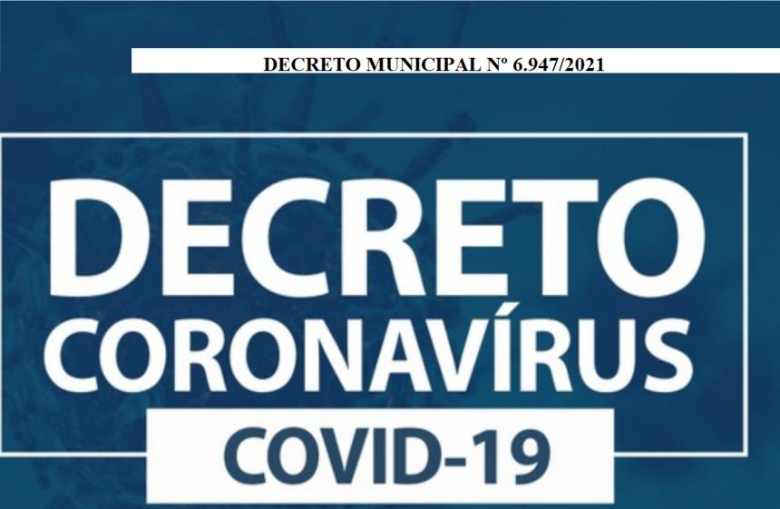 Decreto nº 6.947/2021