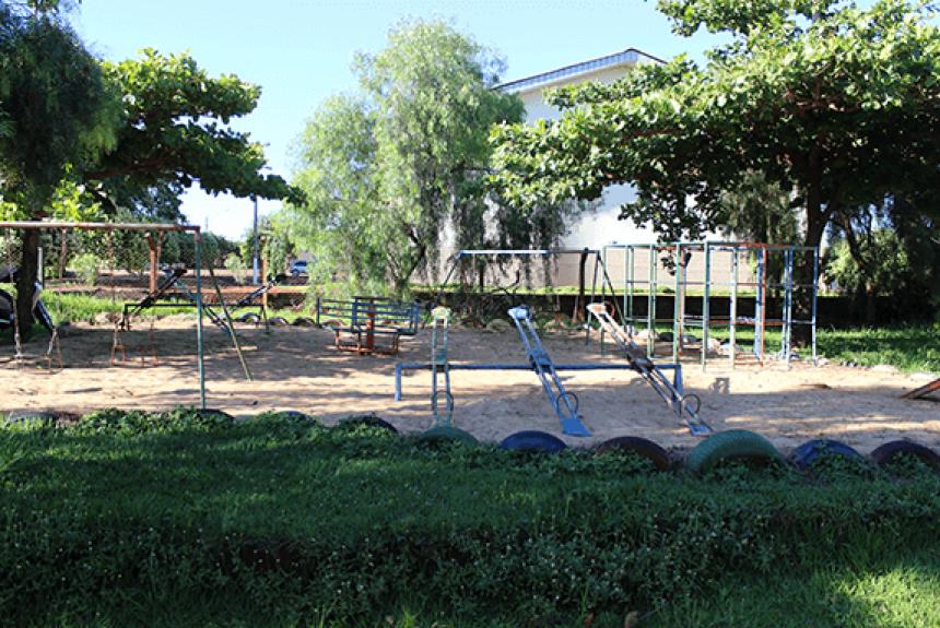 Vereadores pedem melhorias para a Creche do Jardim Universitário