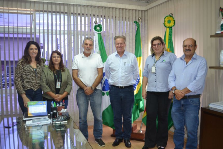 Representantes da Cohapar visitam Imbituva