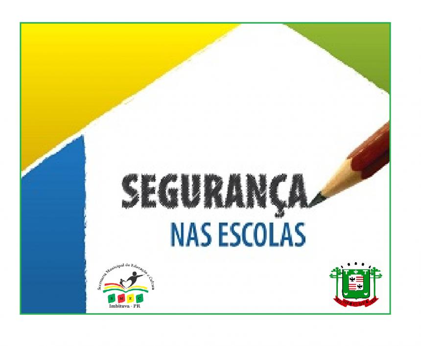 Secretaria de Educação investe na segurança e bem-estar dos alunos e funcionários da rede municipal de Ensino.
