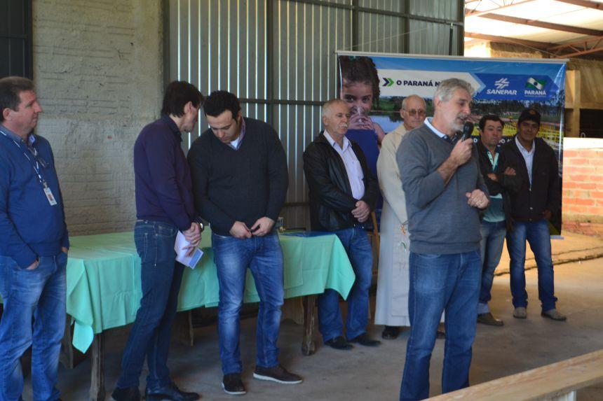Comunidades de Cachoeirinha e Cedro ganham instalações de água tratada.