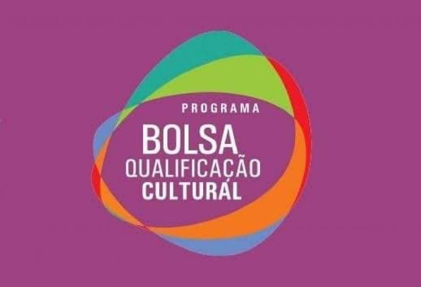 Programa Bolsa Qualificação Cultural - Lei Aldir Blanc 2021.