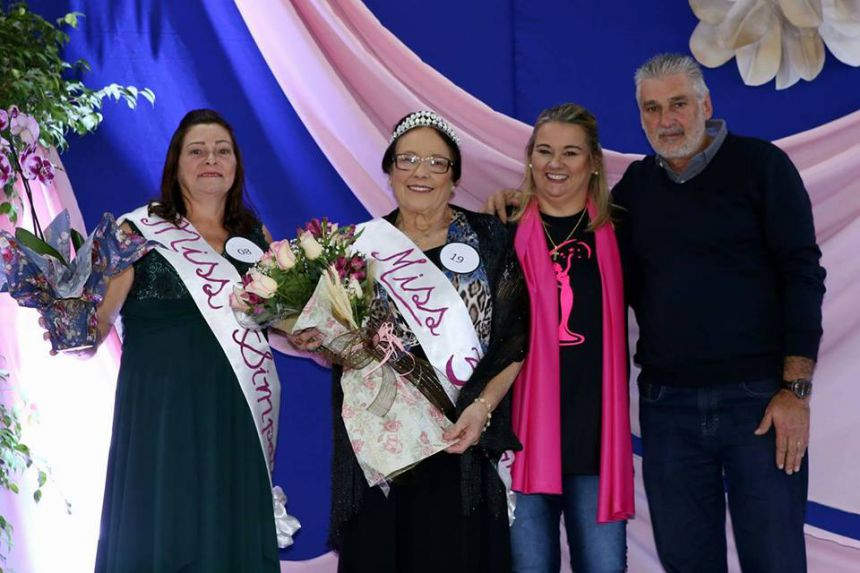 Concurso Miss Terceira Idade de Imbituva